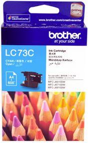 Brother LC73C Cyan Ink Cartridge