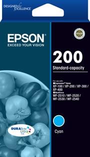 Epson 200 Cyan Ink Cartridge
