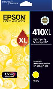 Epson 410XL Yellow High Yield Ink Cartridge