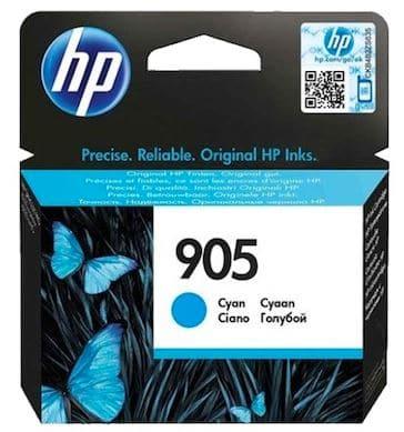 HP Ink Cartridge 905 Cyan T6L89AA