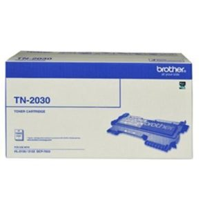 BROTHER Toner TN2030 Black (1000 Page)