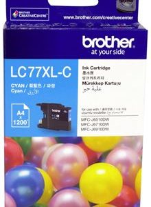Brother LC77XLC Cyan High Yield Ink Cartridge