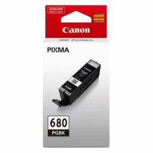 Canon PGI-680BK Pigment Black Ink Cartridge