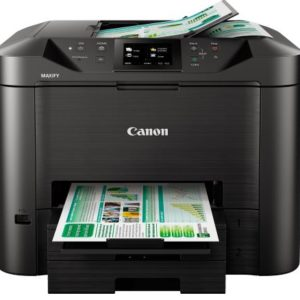 Canon MAXIFY MB5460 Business Inkjet Multi Function Printer