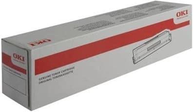 OKI 45536519 Cyan High Yield Toner Cartridge